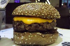 Melt e seu hambúrguer gourmet