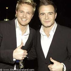Markus Feehily, Nicky Byrne, Shane Filan, Back In The Day, Beautiful Men, Display, Album, Celebrities, Gallery