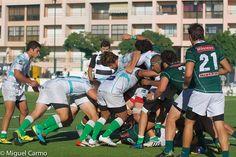 Cascais Rugby vence na Divisão de Honra e perde no Challenge