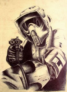 Scout Trooper. I will be 501st...