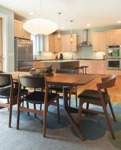 Danish Modern Design Design Ideas, Pictures, Remodel, and Decor - page 2