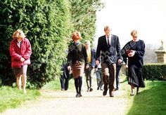 Princess Diana and the Spencer Family