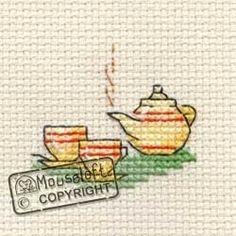 Mini Cross Stitch ✅