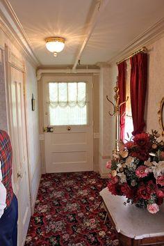 Front Door From The Inside Walt S Apartment Disneyland Giddygoat2769 Via Flickr