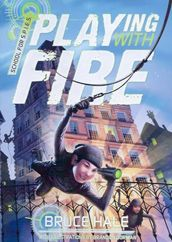 School for S. Playing with Fire by Bruce Hale, Brandon Dorman (Illustrator) Best Books List, New Children's Books, Good Books, Books To Read, Books For Boys, Childrens Books, Fire Book, Evil Geniuses, School Librarian