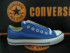 huge discount 3a96e dbf36 Converse All Star Ox Shoes Dazzling Blue
