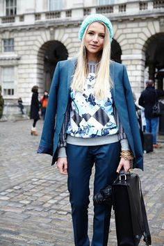 London Fashion Week Begins! - Reiss Blog