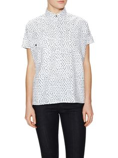 Ginza Graphic Top from Alternative Apparel on Gilt
