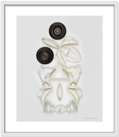 Crown Lynn hei tiki by Anna Church New Zealand Art, Nz Art, Kiwiana, Clever Design, Art Object, Limited Edition Prints, Love Art, Unique Art, Art Prints