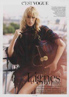 C'est Vogue- November 2012 (Vogue Paris)