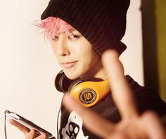 Korean Actors : G-Dragon Big Bang