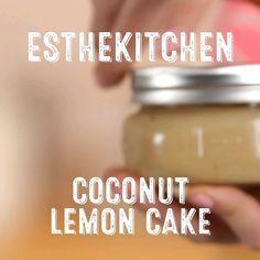 DIY: Coconut-Lemon Body Scrub