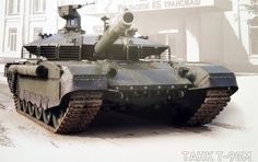 Russia new T-90M Proryv-3