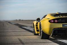 Topic: World's fastest convertible: 265.6 mph Hennessey Venom GT Spyder | car fanatics