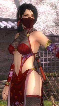 Momji - Dead or Alive 5 - Ninja Gaiden