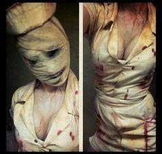 Horror enfermera