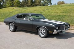 Oldsmobile Cutlass 72