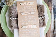 Where the Wild Things Are - baby shower idea