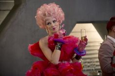 Still of Elizabeth Banks in The Hunger Games: Catching Fire