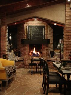 Cozy Cafe Design Ideas, Pictures, Remodel, and Decor