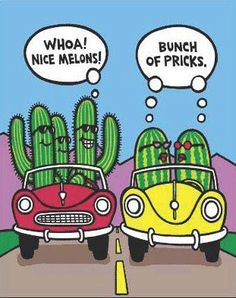 Haha!..i love when the corniest things make me laugh!