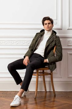Discover recipes, home ideas, style inspiration and other ideas to try. Formal Winter Outfits, Classy Winter Outfits, Winter Fashion Outfits, Fashion Boots, Stylish Men, Men Casual, Fashion 2020, Mens Fashion, Fashion Tips