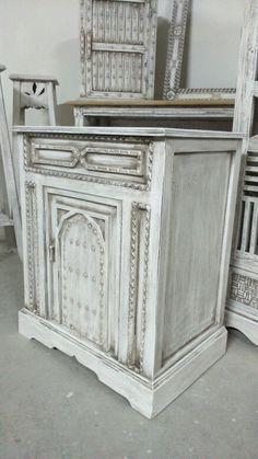 Marco espejo vintage pintura decorativa estilo vintage for Pintura decorativa muebles