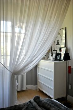 my works_interiors_ gray_tendaggio_je t'aime pour toujours_bedroom_ wardrobe_grosseto