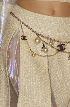 Chanel Spring 2004 - Details