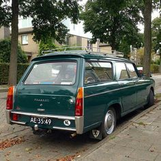 Peugeot 404 Familiale / Diemen