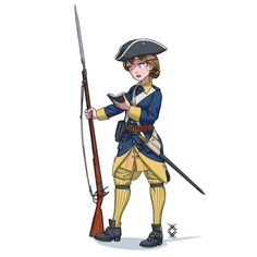 Anime Military, Military Girl, Fantasy Comics, Anime Fantasy, Rando Comics, Character Art, Character Design, Military Drawings, Anime Warrior