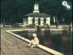 Colour film of London in 1927
