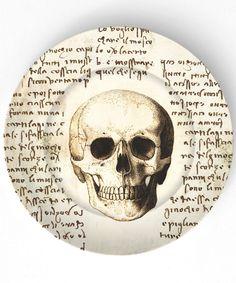 Da Vinci - human skull