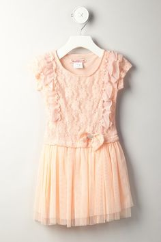 Love this dress!!! So girly and delicate. Definitely a perfect Easter dress.