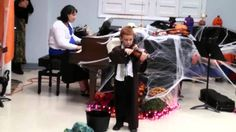 performing Grab the Slippery Toad at a recital—See more of young violinist #sonC_from_jbt2110