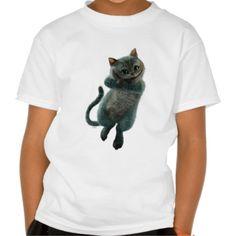 Alice in Wonderland - Cheshire Cat   It's Only a Dream. Producto disponible en tienda Zazzle. Vestuario, moda. Product available in Zazzle store. Fashion wardrobe. Regalos, Gifts. #camiseta #tshirt