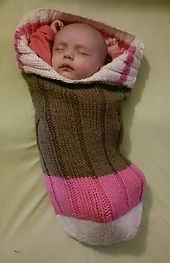 For special little monkeys - as cosy and snuggly as a nice thick pair of work socks.
