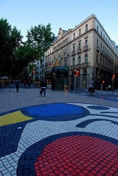 Las Ramblas - Barcelona, Spain-- #BarcelonaMustSee