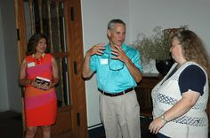 Honoring Dr. George Fischbeck Event 7/10/2013  Los Poblanos Historic Inn and Organic Farm - Los Ranchos, NM