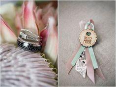 #WeddingRings André en Leoumé se plaas troue   Mooi Troues