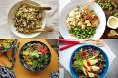 7 Simple Buddha Bowls You Can Actually Make Tonight