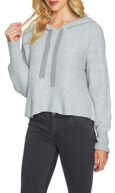 1 STATE Women's 1.state Crop Hoodie