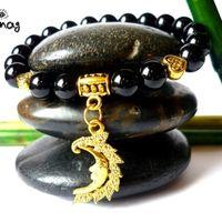 Gyógyító ásványok - ÓNIX Lady Dior, Feng Shui, Minion, Dangles, Marvel, Bracelets, Blog, Leather, Jewelry