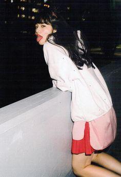 Japanese Models, Japanese Girl, Nana Komatsu, Ootd Poses, Film Photography, Fashion Photography, Aesthetic Japan, Lucky Girl, How To Pose