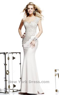 Tarik Ediz 92282 Dress - NewYorkDress.com