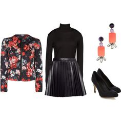 """""""Thanksgiving Outfit"""" by briannelee on Polyvore"""