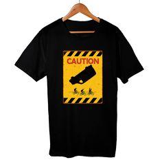 #cautionsign #tshirt #tees4u #Unisex, High Quality Print, #shirtrinting, DTG Printing, Men's T-shirt, Funny T-shirt http://etsy.me/2CmbzZF #clothing #men #birthday #white #menstshirts #directtogarment #highqualityprint
