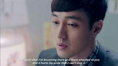 """From """"Master's Sun."""" You can tell by the wording of that quote that it's more poignant in the original Korean."""