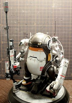 Untitled #mecha – https://www.pinterest.com/pin/274930752232452306/