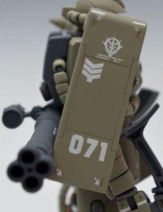RG 1/144 MS-06F Ⅱ